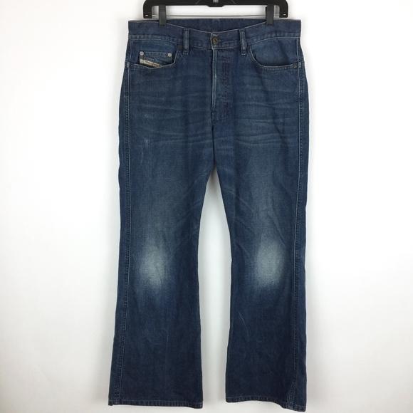 d38f5fdd Diesel Jeans | Mens Size 34x31 Ravix Button Fly Dark | Poshmark